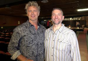 Fastline Fast Track interviews 'Bo Duke' John Schneider about his music career