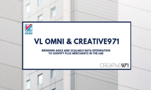 VL OMNI, a Canadian Data Integration Platform, and Creative971, a top UAE ecommerce agency, officially join forces to serve international Shopify Plus Merchants in the Middle East