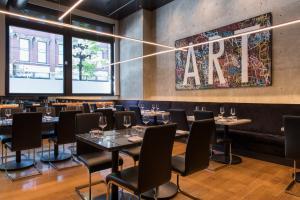 Bauhaus Restaurant in Gastown Vancouver