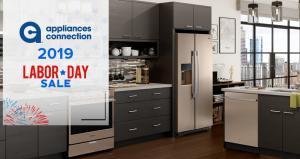 Appliances Connection 2019 Labor Day Sale: Whirlpool Sunset Bronze Kitchen