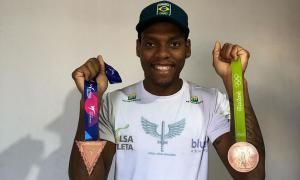 World Championships and Olympic medal