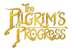 Title graphic for the film The Pilgrim's Progress