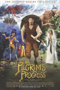 Key poster art for the US version of The Pilgrim's Progress