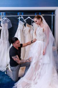 David Tutera bridal fashion