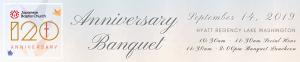 JBC Anniversary Banquet