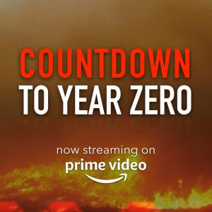 This is the cover image for Countdown to Year Zero Amazon Prime Video documentary