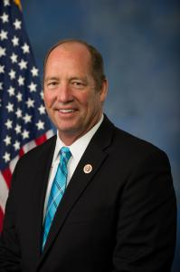 U.S. Rep. Ted Yoho, DVM, lead Republican sponsor of the PAST Act