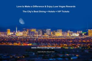 Join Us to Help Fund Meditation in Schools and Enjoy All-Inclusive Ultimate Vegas Weekend