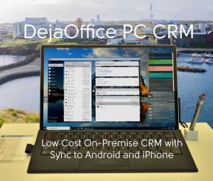 Office in Netherlands using DejaOffice PC CRM