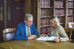 Family lawyer Richard E Smalley III, Norman, Oklahoma