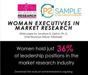Women Executives in MRX