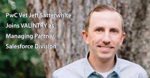 PwC Vet Jeff Satterwhite Joins VALiNTRY