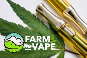 Farm to Vape Cartridges