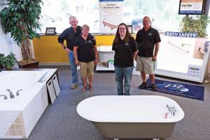 Miracle Method has been saving customers money and reinvigorating worn baths and kitchens since 2002.