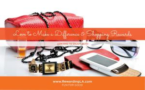 Enjoy 12 Months of Shopping at L.A.'s Best Stores www.RewardingLA.com