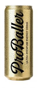 ProBaller Energy Drink by Brady Bunte