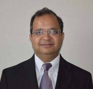 Dr. Nischal Chandra, the Chair of the Apollos University IT Department