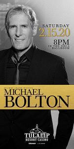 Michael Bolton at Tulalip