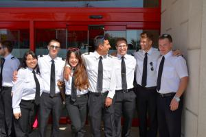 Quality Fly Flight School Students 25 nationalities