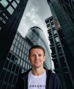 Consorto CEO Philip Verzun