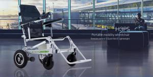 Airwheel H3PS portable wheelchair