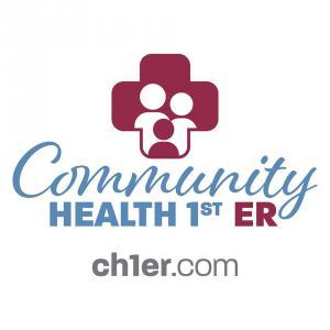 Community Health 1st ER - CH1ER Logo