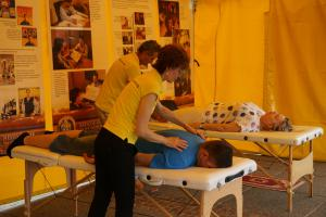 Providing Scientology assists that can speed healing by addressing the spiritual factors in stress and trauma