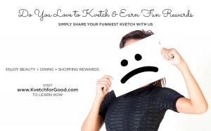 Text Your Funniest Kvetch to Earn Fun Rewards