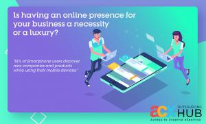 Online Presence a Necessity or a Luxury?