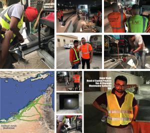 RAKWA Electro Scanning project photographs.