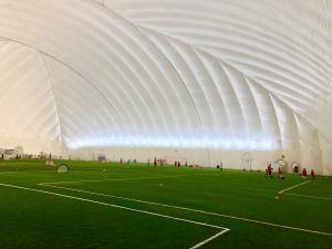 Sports Underdome New Eclipse Lighting