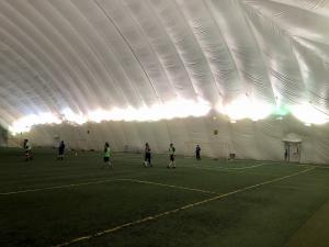 Sports Underdome Existing MH Lighting