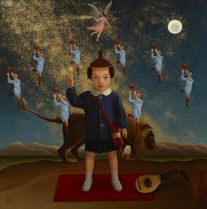 "Mitsuru Watanabe's ""Ptolemiac Theory"" (Rehs Contemporary Galleries, NYC)"