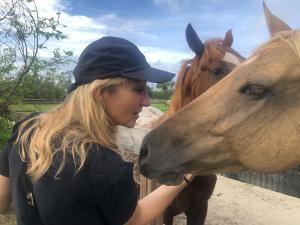 Animal Wellness Foundation director of international programs Jennifer Skiff