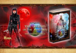 The Legend of the Avatars: The Created World