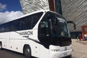 Hannon Coach Exterior Bus