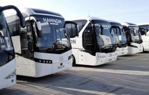 Hannon Coach Buses