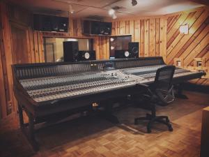 Recorded at Powerstation Studios