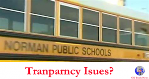 Norman Public Schools Bus Transparency Issues?
