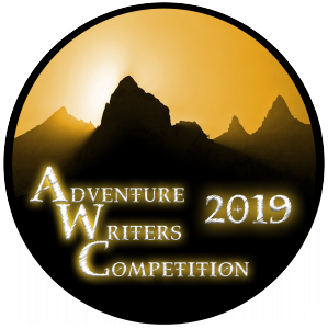 Adventure Writers 2019 logo