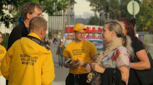 Trained Volunteer Ministers are on hand to provide one-on-one help and training on the Scientology Tools for Life.