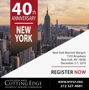 Cutting Edge 40th Anniversary