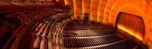 Radio City Music Hall Stage