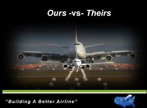 The 747 v the 737
