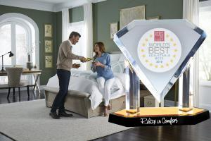 Access CEO's Worlds' Best Adjustable Bed 2019 Award