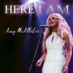 "Amy McAllister - ""Here I Am"""