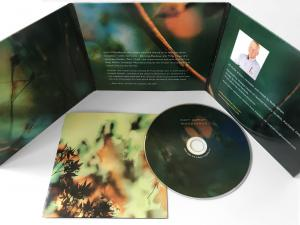 packaging, booklet and CD