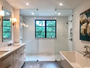 Hestia Construction & Design | San Antonio Bathroom Remodeling