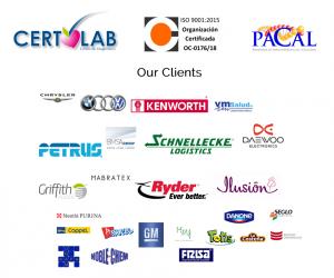 Certolab - Our Clients