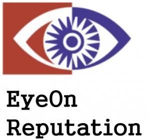 EyeOnReputation Logo, Online Reputation Management